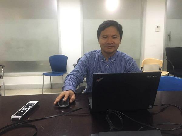 ——记市人大代表,中兴通讯股份有限公司有线研究院院长李光